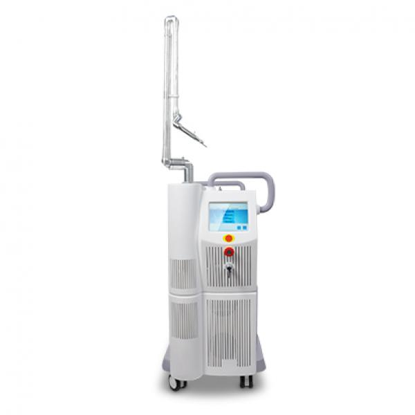 Fractional CO2 laser beauty machine