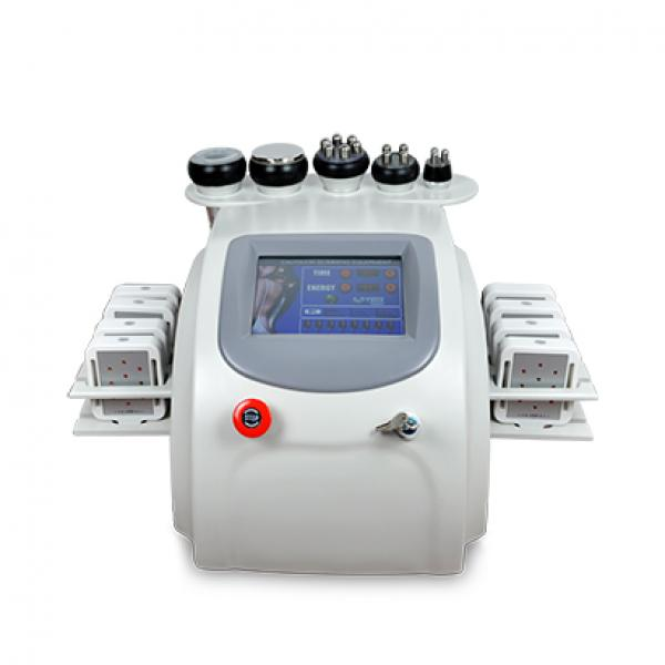 Lipo laser cavitation rf slimming machine