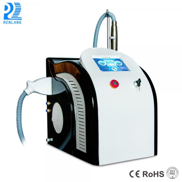 Q Switched Nd Yag Laser 755nm Picosecond Laser Tattoo Removal Machine