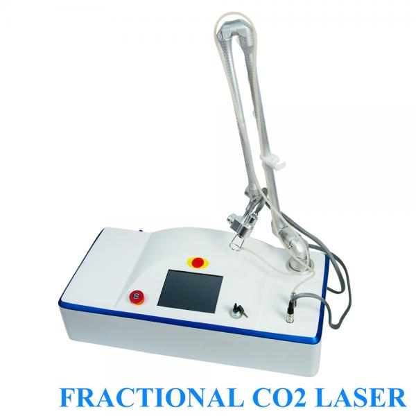 Factory price 10600nm Co2 fractional laser machine for acne scar remov...