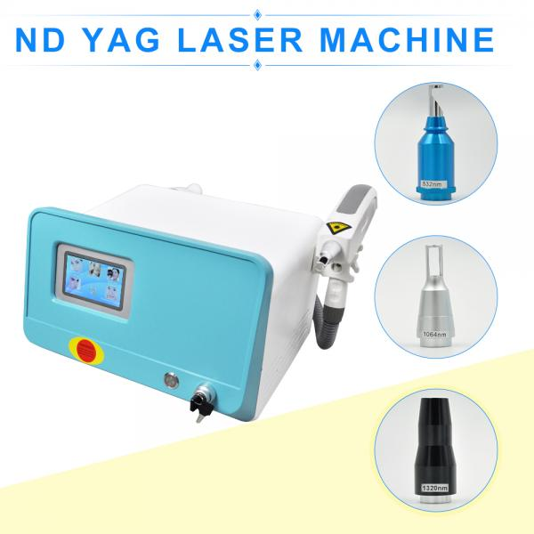 Portable Nd yag laser tattoo removal with strong power